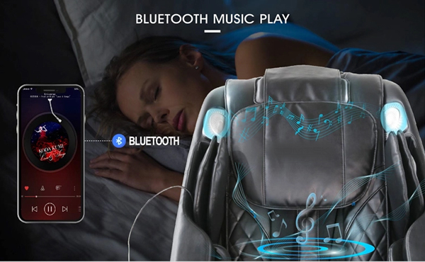 Everest Massagesessel Bluetooth