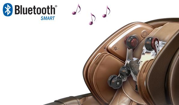 Komoder 4D Luxury Massagesessel Bluetooth